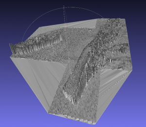 Meshed Point Cloud
